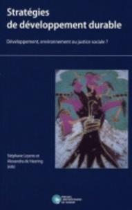Corridashivernales.be Stratégies de développement durable - Développement, environnement ou justice sociale ? Image