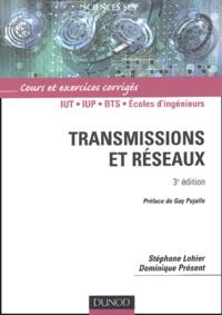 Transmissions et réseaux - Cours et exercices corrigés, 3ème édition.pdf