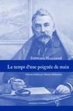 Stéphane Mallarmé - Le temps d'une poignée de main.
