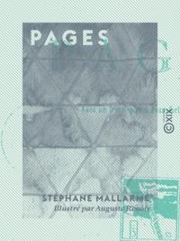 Stéphane Mallarmé et Auguste Renoir - Pages.