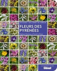 Stéphane Martineau et Franck Le Driant - Fleurs des Pyrénées.
