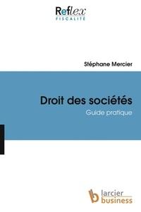 Stéphane Mercier - Droit des sociétés.