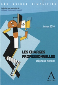 Stéphane Mercier - Les charges professionnelles.