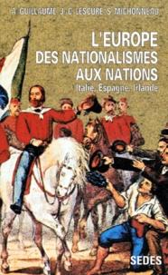 Stéphane Michonneau et André Guillaume - .