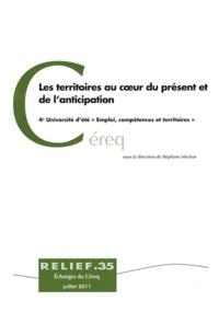"""Stéphane Michun - Les territoires au coeur du présent et de l'anticipation - 4e Université d'été """"Emploi, compétences et territoires""""."""
