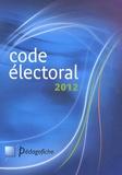 Stéphane Monchaux et Jean-Michel Coffy - Code électoral 2012.