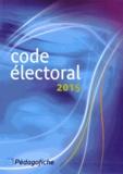 Stéphane Monchaux - Code électoral 2015.