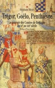 Trégor, Goëlo, Penthièvre - Le pouvoir des Comtes de Bretagne du XIe au XIIIe siècle.pdf