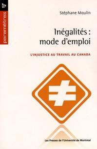 Deedr.fr Inégalités : mode d'emploi - L'injustice au travail au Canada Image