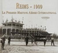 Stéphane Nicolaou - Reims, 1909 - Le premier meeting aérien international.