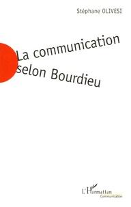 Stéphane Olivesi - La communication selon Bourdieu - Jeu social et enjeu de société.