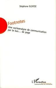 Stéphane Olivesi - Référence, déférence - Une sociologie de la citation.