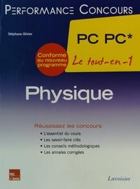 Stéphane Olivier - Physique 2e année PC PC*.