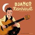 Stéphane Ollivier - Django Reinhardt. 1 CD audio