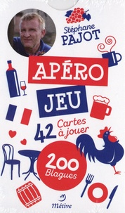 Stéphane Pajot - Apéro jeu - 42 cartes à jouer.