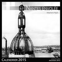 Stéphane Pajot - Calendrier 2015 Nantes envolée.