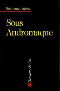 Stéphane Patrice - Sous Andromaque - La délicate posture d'Astyanax.