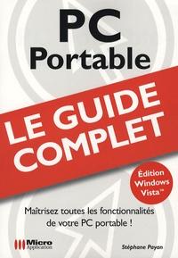Stéphane Payan - PC portable - Edition Vista.