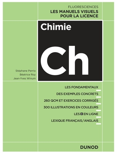 Chimie - Format PDF - 9782100765645 - 18,99 €