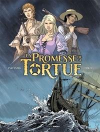 Stéphane Piatzszek et  TieKo - La Promesse de la Tortue Tome 1 : .