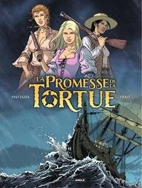 Stéphane Piatzszek et  TieKo - La promesse de la tortue - Tome 1.
