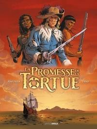 Stéphane Piatzszek et  TieKo - La Promesse de la Tortue Tome 2 : .