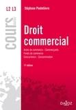 Stéphane Piedelièvre - Droit commercial. Actes de commerce - Commerçants Fonds de commerce Concurrence - Consommation.