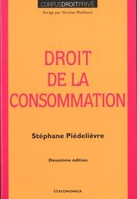 Stéphane Piedelièvre - Droit de la consommation.