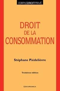 Stéphane Piédelièvre - Droit de la consommation.