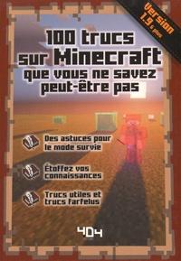 100 trucs sur Minecraft que vous ne savez peut-être pas.pdf
