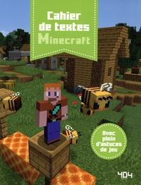 Stéphane Pilet - Agenda de textes Minecraft.