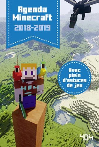 Stéphane Pilet - Agenda Minecraft - Avec plein d'astuces de jeu.