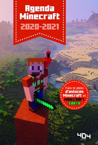 Agenda Minecraft  Edition 2020-2021