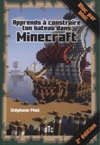 Apprends à construire ton bateau dans Minecraft - Stéphane Pilet |