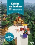 Stéphane Pilet - Cahier de textes Minecraft - Avec plein d'astuces de jeu.