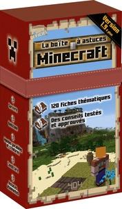 Stéphane Pilet - La boîte à astuces Minecraft - Version 1.9 & plus.