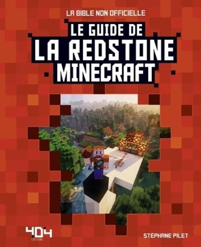 Le Guide De La Redstone Minecraft Grand Format