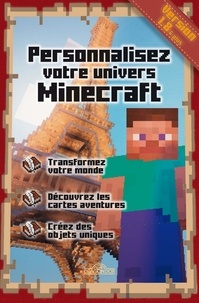 Stéphane Pilet - Personnaliser votre univers Minecraft.