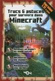 Stéphane Pilet - Trucs et astuces pour survivre dans Minecraft.