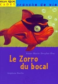 Histoiresdenlire.be Le Zorro du bocal Image
