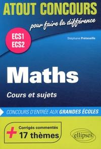 Maths ECS1 ECS2 - Cours et sujets.pdf