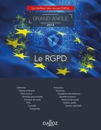 Stéphane Prévost et Erwan Royer - Le RGPD.