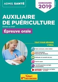 Auxiliaire de puériculture- Entrée en IFAP, épreuve orale - Stéphane Raimbault |