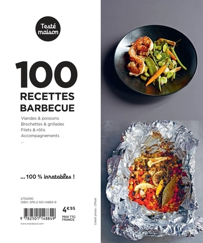 100 recettes barbecue