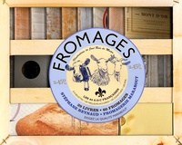 Stéphane Reynaud - La Boîte à fromages - 39 Livres, 60 fromages.