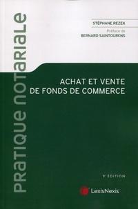 Stéphane Rezek - Achat et vente de fonds de commerce.