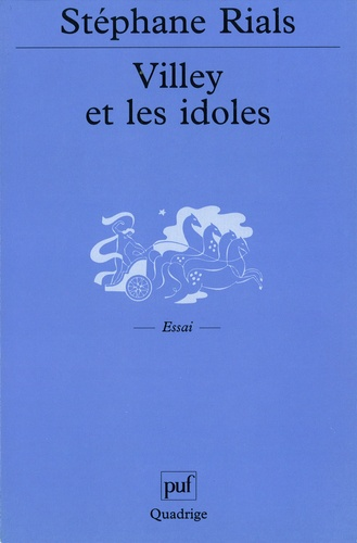 Villey et les idoles. Petite introduction à la philosophie du droit de Michel Villey