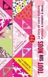 Stéphane Ribeiro - Tout sur nous - Le livre de votre histoire d'amour, A remplir à deux....