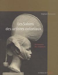 Stéphane Richemond - Les salons des artistes coloniaux - Dictionnaire des sculpteurs.