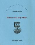 Stéphane Rochette - Ramuz chez Rey-Millet.